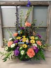 Deluxe Fairy Arrangement from Beck's Flower Shop & Gardens, in Jackson, Michigan
