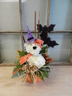 Halloween Puppy from Beck's Flower Shop & Gardens, in Jackson, Michigan