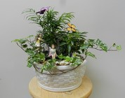 Fairy Planter from Beck's Flower Shop & Gardens, in Jackson, Michigan