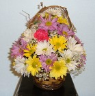 Cheer Basket from Beck's Flower Shop & Gardens, in Jackson, Michigan