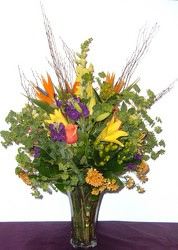 Fall Premium from Beck's Flower Shop & Gardens, in Jackson, Michigan