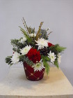 Christmas Spirit from Beck's Flower Shop & Gardens, in Jackson, Michigan