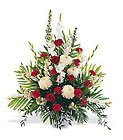 Cherished Moments Arrangement from Beck's Flower Shop & Gardens, in Jackson, Michigan